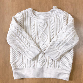 ギャップ(GAP)のベビー服 GAP ニットセーター(ニット/セーター)