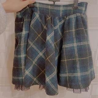 バイバイ(ByeBye)の冬用ミニスカート(ミニスカート)
