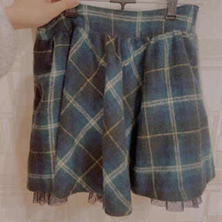 ByeBye - 冬用ミニスカート