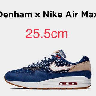 ナイキ(NIKE)の【新品】Nike Air max 1 x DENHAM  25.5cm(スニーカー)
