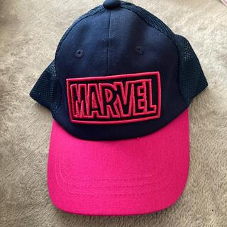 マーベル(MARVEL)の新品 MARVEL キッズ ジュニア キャップ マーベル 54〜56(帽子)