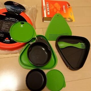 エムエスアール(MSR)のMSR/LIGHT MY FINE    meal kit(調理器具)