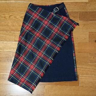 オニール(O'NEILL)の新品タグ付 O'NEIL OF DUBLIN コームディップラップスカート(ロングスカート)