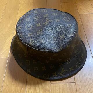 ルイヴィトン(LOUIS VUITTON)のLouis vuitton vintage hat モノグラム(ハット)