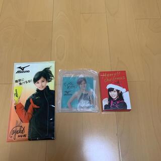 エヌエムビーフォーティーエイト(NMB48)の山本彩 MIZUNO コラボ商品(アイドルグッズ)