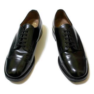 サンダース(SANDERS)の 正規品SANDERS/カーフ革靴/25.5cm-26.0cm/ ENGLAND(ドレス/ビジネス)