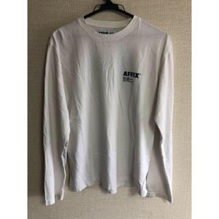 マルタンマルジェラ(Maison Martin Margiela)のAFFIX ロンT(Tシャツ/カットソー(七分/長袖))