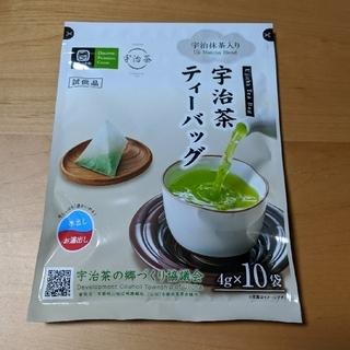 抹茶入り宇治茶ティーパック 4g×10パック(茶)