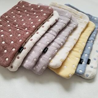 ゆり様 12重ガーゼの枕カバー ファミリーセット 4枚セット(タオル/バス用品)