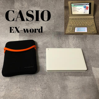 カシオ(CASIO)のCASIO EX-word 電子辞書 DATEPLUS6 XD-B4859(その他)