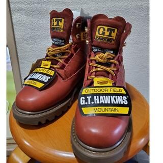 ジーティーホーキンス(G.T. HAWKINS)のホーキンスブーツ★HAWKINS★新品(ブーツ)
