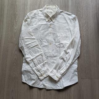アーバンリサーチ(URBAN RESEARCH)のアーバンリサーチ 起毛 綿シャツ L 日本製(シャツ)