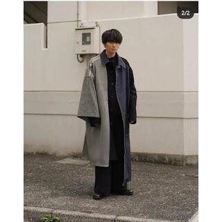 サンシー(SUNSEA)のkhoki fall coat(トレンチコート)