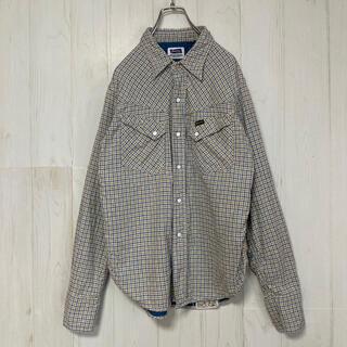 フェローズ(PHERROW'S)のフェローズ pherrow's ウエスタンシャツ アメカジ 日本製チェックシャツ(シャツ)