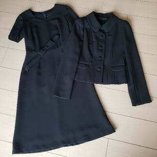 トゥービーシック(TO BE CHIC)のトゥービーシック スーツ ブラック(スーツ)