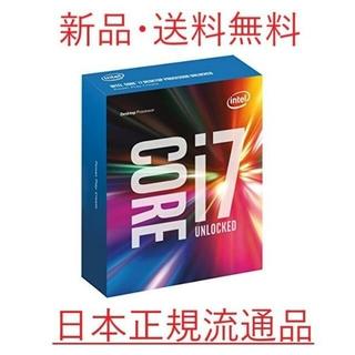 【日本正規流通品】新品 Intel CPU Core i7-6700K(PC周辺機器)