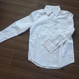 シップスキッズ(SHIPS KIDS)の新品 シップス ships 130cm シャツ 日本製 結婚式入学式卒業式 (Tシャツ/カットソー)