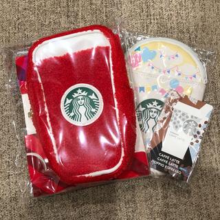 スターバックスコーヒー(Starbucks Coffee)の【通りすがりの鈴木さん様専用】スタバペンケース+ブランケット(ペンケース/筆箱)