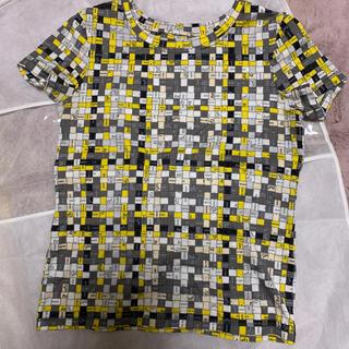 エルメス(Hermes)のHERMES  Tシャツ 未使用同様(Tシャツ(半袖/袖なし))