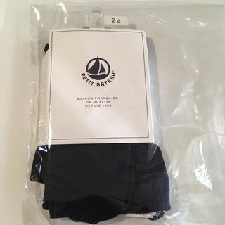 プチバトー(PETIT BATEAU)のプチバトー ストッキング 2a 新品未使用♫(靴下/タイツ)