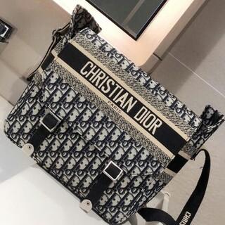クリスチャンディオール(Christian Dior)のDIOR  CAMP メッセンジャーバッグ(メッセンジャーバッグ)
