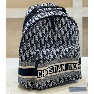 クリスチャンディオール(Christian Dior)のDIOR TRAVEL バックパック(リュック/バックパック)