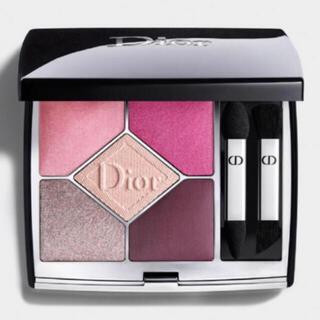 ディオール(Dior)のDior サンククルールクチュール 859 ピンクコロール(アイシャドウ)