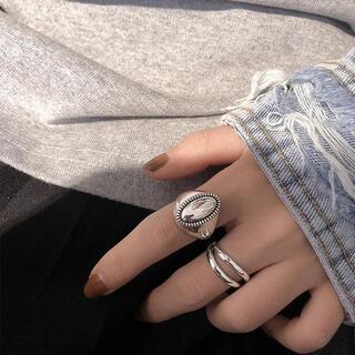 エンフォルド(ENFOLD)の予約受付商品♡2点セットsilver925 デザインリング(リング(指輪))