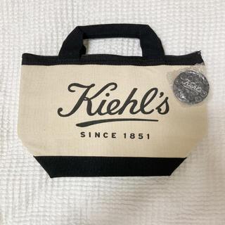 キールズ(Kiehl's)のキールズ * 保冷バッグ ミラー セット(トートバッグ)