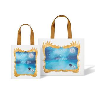 クレドポーボーテ(クレ・ド・ポー ボーテ)の新品✨ クレ・ド・ポー ボーテ ホリデーコレクション オリジナルバッグ M(ショップ袋)