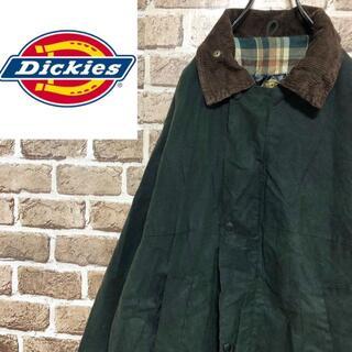 ディッキーズ(Dickies)の☆ディッキーズ☆オイルジャケット ウエストフィールド カーキ コート(その他)