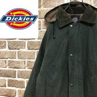 ディッキーズ(Dickies)の☆ディッキーズ☆イングランド製 オイルジャケット ウエストフィールド カーキ(その他)