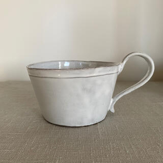 アッシュペーフランス(H.P.FRANCE)の新品・未使用品 Astier de Villatte ショコラカップ(グラス/カップ)