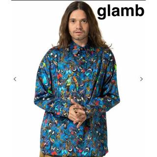 グラム(glamb)のglamb グラム パラダイスシャツ 試着のみ(シャツ)