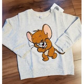 グラニフ(Design Tshirts Store graniph)のグラニフ キッズ トムとジェリー トレーナー(Tシャツ/カットソー)