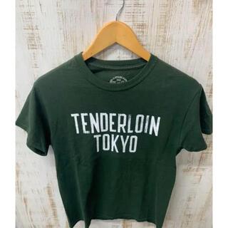 テンダーロイン(TENDERLOIN)のTENDERLOIN テンダーロイン Tシャツ 半袖 プリントTシャツ ヤ(Tシャツ/カットソー(半袖/袖なし))