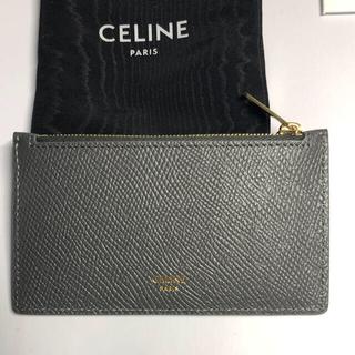 セリーヌ(celine)の新品 未使用 セリーヌ CELINE パスケース カードホルダー(名刺入れ/定期入れ)