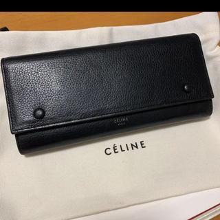 セリーヌ(celine)の真夜中セール☘セリーヌ✨ラージフラップマルチファクション長財布(財布)