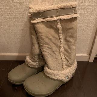 クロックス(crocs)のクロックスブーツ(ブーツ)