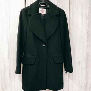 ヴィヴィアンウエストウッド(Vivienne Westwood)のチェスターコート ラブ襟(チェスターコート)