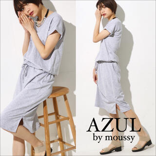 アズールバイマウジー(AZUL by moussy)のAZUL by moussy ブラウジング ワンピース♡エゴイスト ANAP(ひざ丈ワンピース)