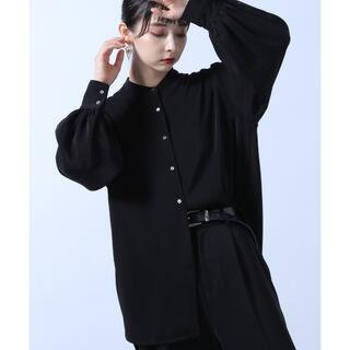 ハレ(HARE)の【新品未使用】HARE  トロミチュニックシャツ(シャツ/ブラウス(長袖/七分))