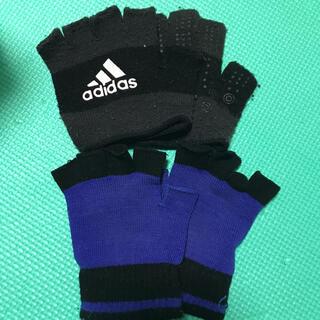 アディダス(adidas)の指出し 手袋(手袋)