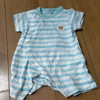 ニシマツヤ(西松屋)のロンパース、カバーオール 新生児、赤ちゃん服(カバーオール)