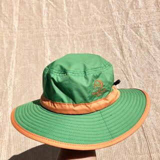 チャムス(CHUMS)のwhole earth ハット キャンプ アウトドア キッズ 新品(帽子)
