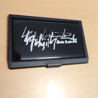 ヨウジヤマモト(Yohji Yamamoto)のヨージヤマモト カードケース(その他)