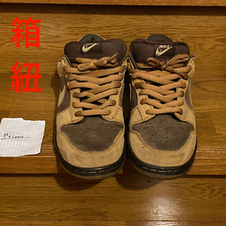 ナイキ(NIKE)のNIKE DUNK LOW PRO SB 'BROWN PACK'(スニーカー)