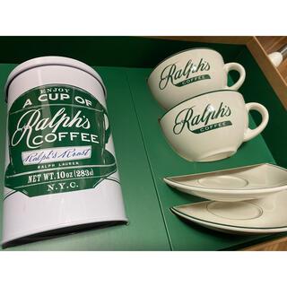 ポロラルフローレン(POLO RALPH LAUREN)のラルフズコーヒーセット(グラス/カップ)