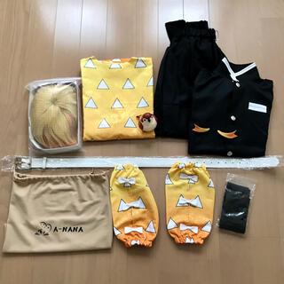 misaki様専用 鬼滅の刃  我妻 善逸 コスプレ衣装 150〜155cm(衣装一式)