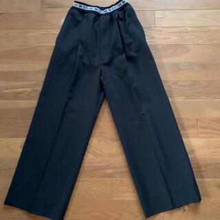 セリーヌ(celine)のCELINE Logo Waist Trousers sz.34(カジュアルパンツ)